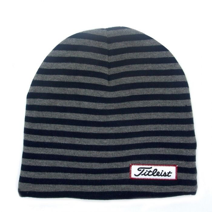 Titleist Striped Beanie