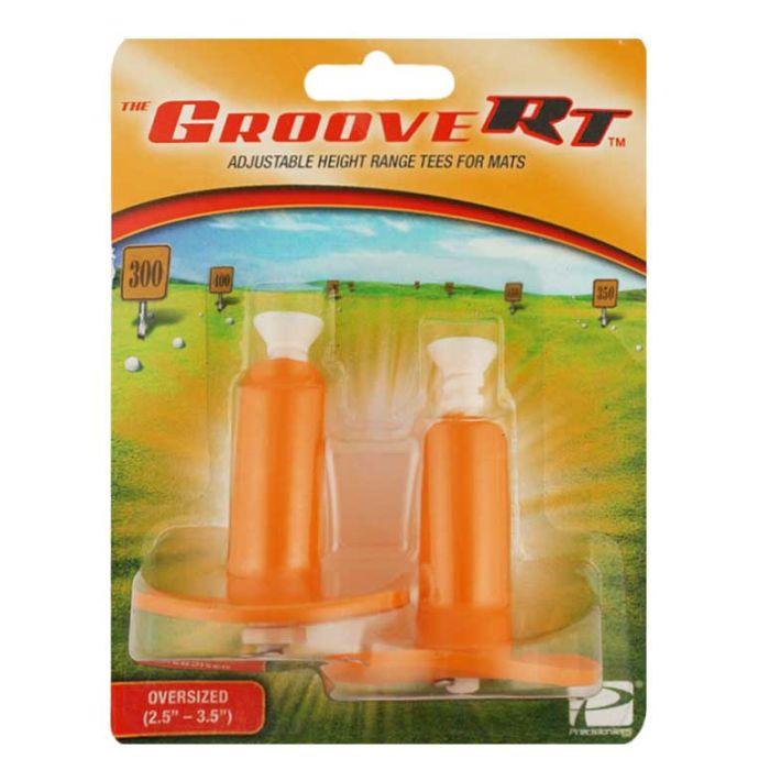 Global Tour Golf The Groove RT Adjustable Range Golf Tees
