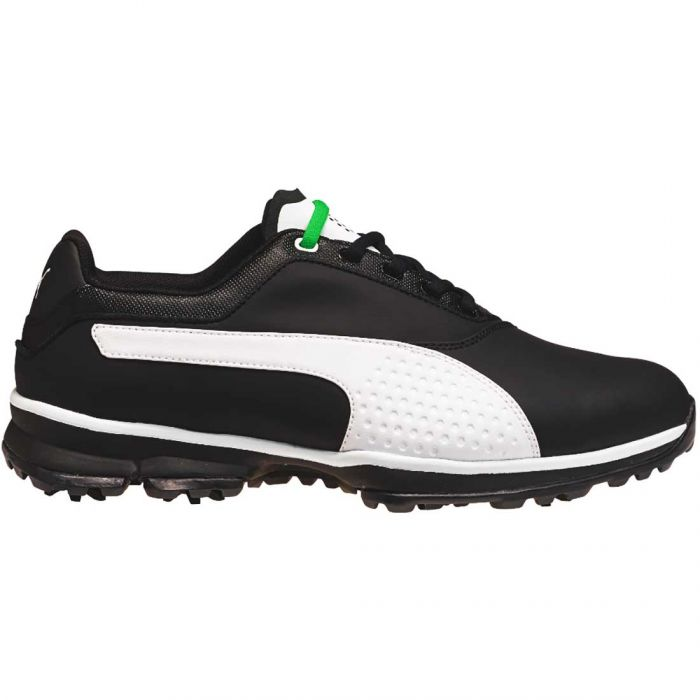 Puma TitanLite Golf Shoes Black/White