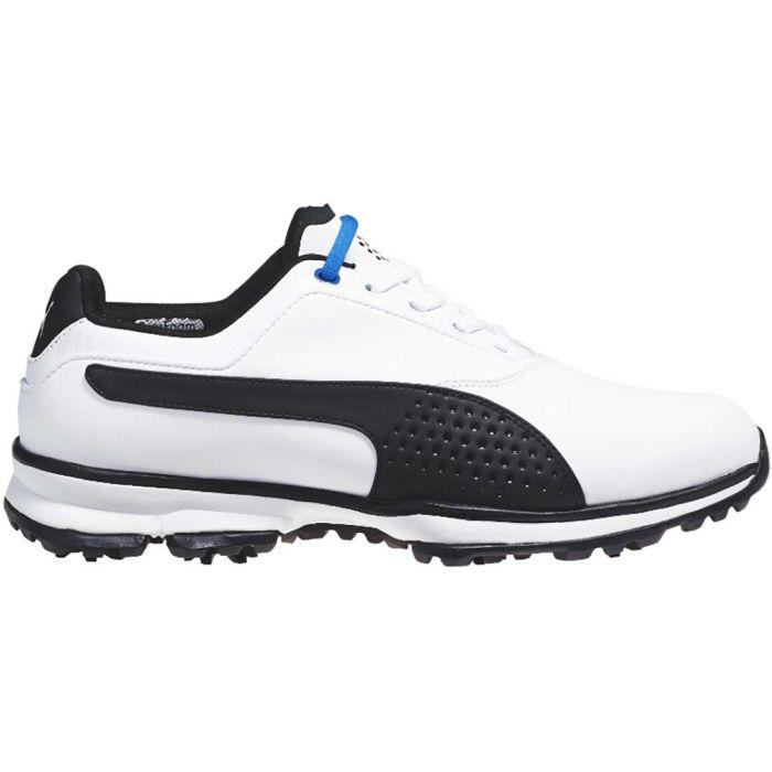 Puma TitanLite Golf Shoes White/Black