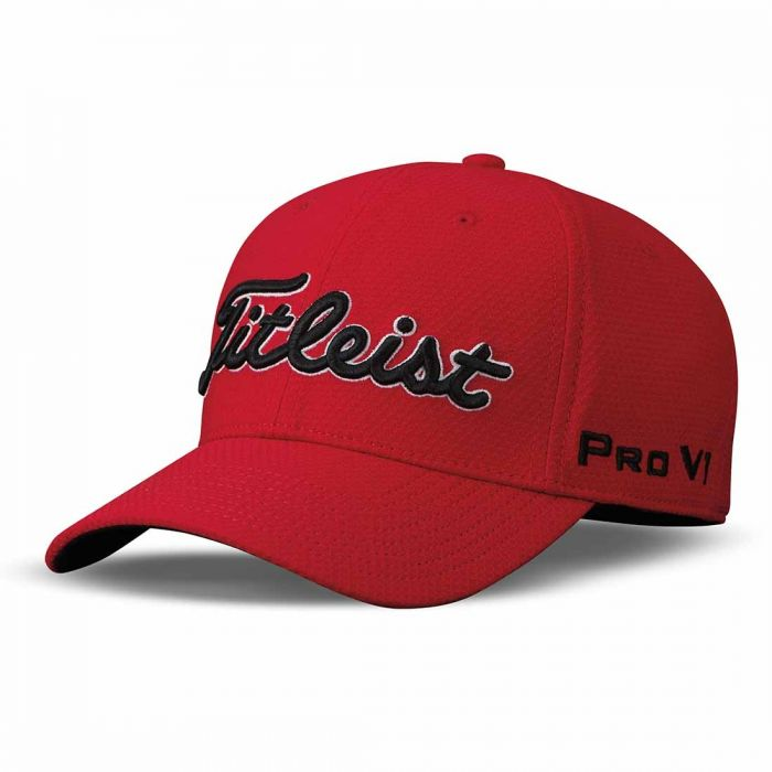 Titleist 2017 Dobby Tech Staff Fitted Hat