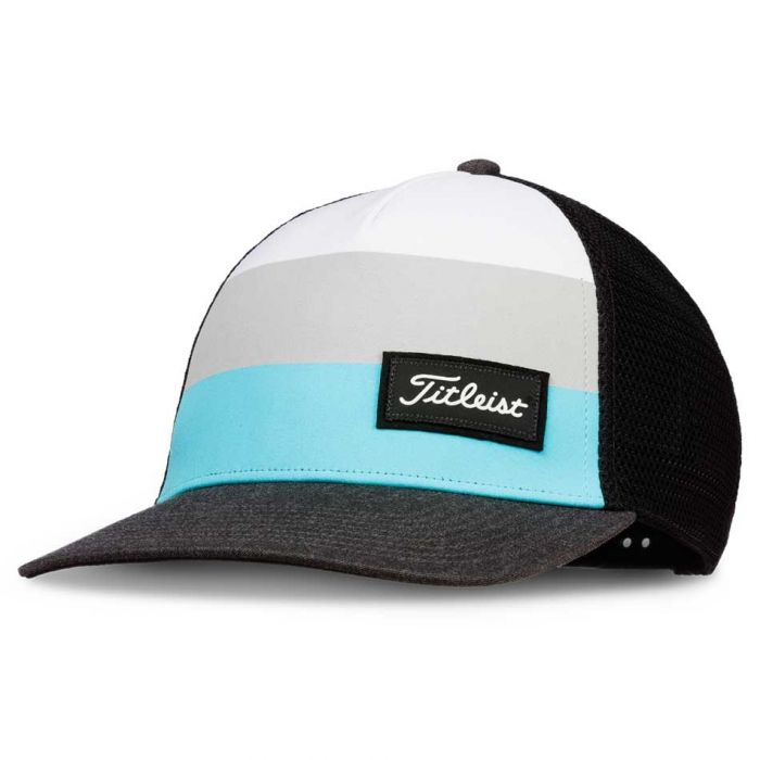 Titleist Surf Stripe Aqua Hat