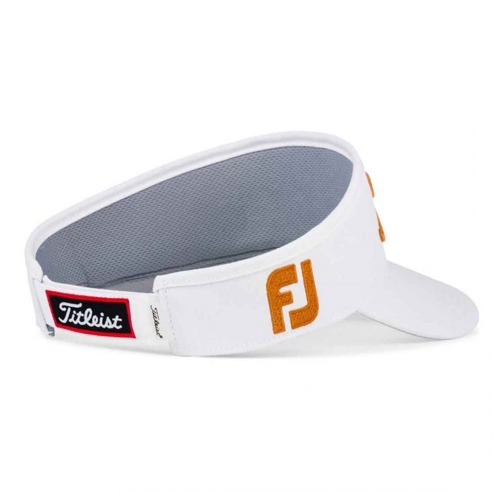 Titleist Tour White Visor