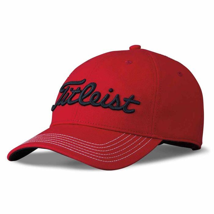 Titleist Contrast Stitch Hat
