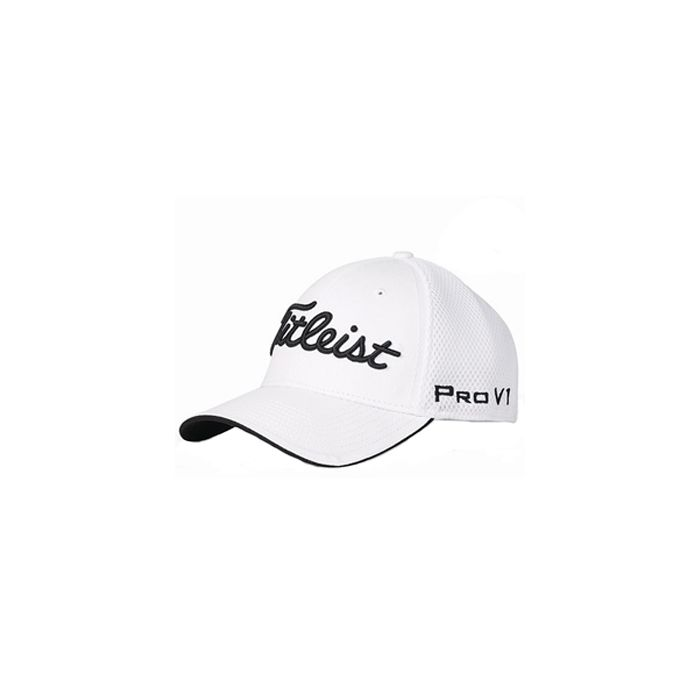 Titleist Sports Mesh Structured Cap White