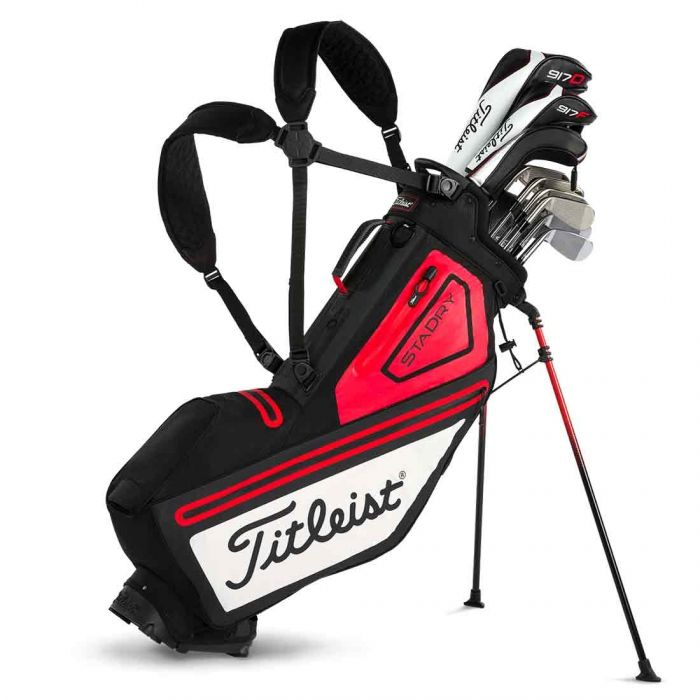 Titleist 2018 Players 4 StaDry Stand Bag