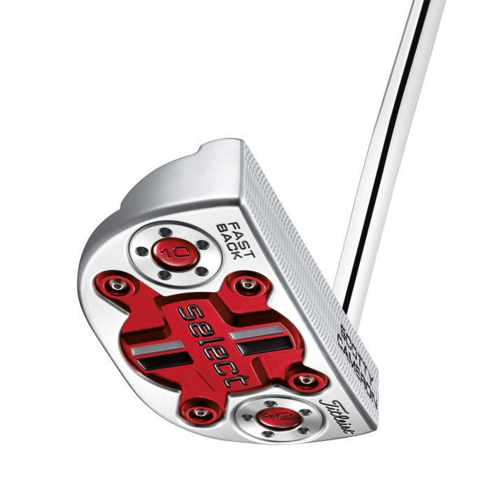 Scotty Cameron by Titleist 2014 Select Newport Fastback Putter