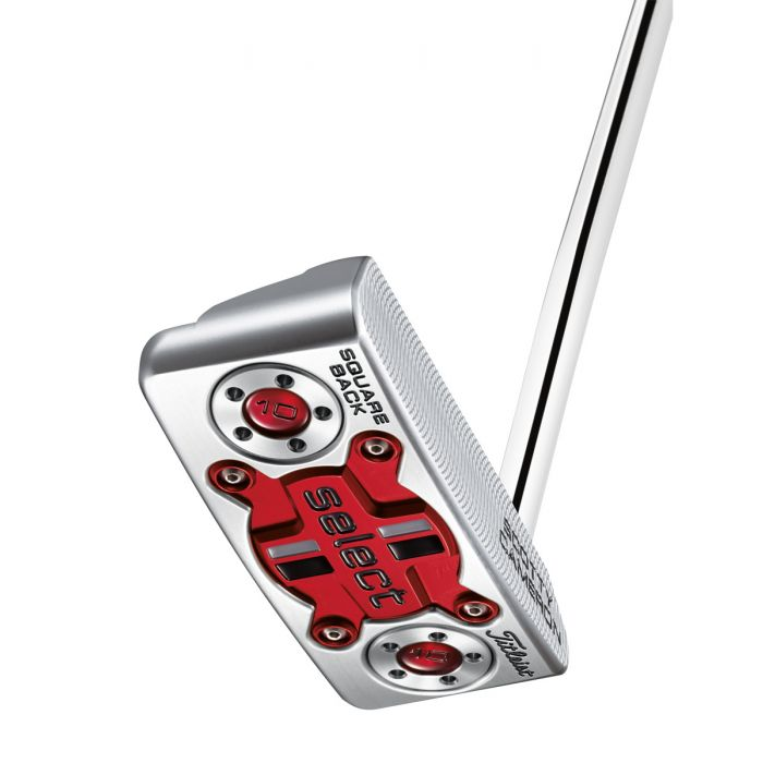 Scotty Cameron by Titleist Select Newport Squareback Putter