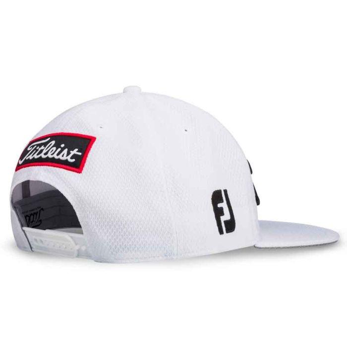Titleist Tour Flat Bill Staff Hat
