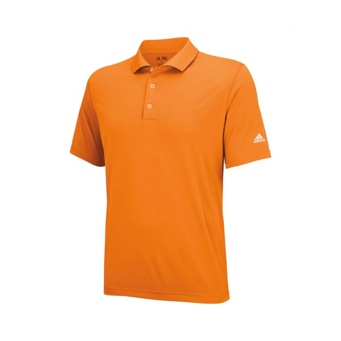 Adidas 2014 Puremotion Solid Jersey Polo