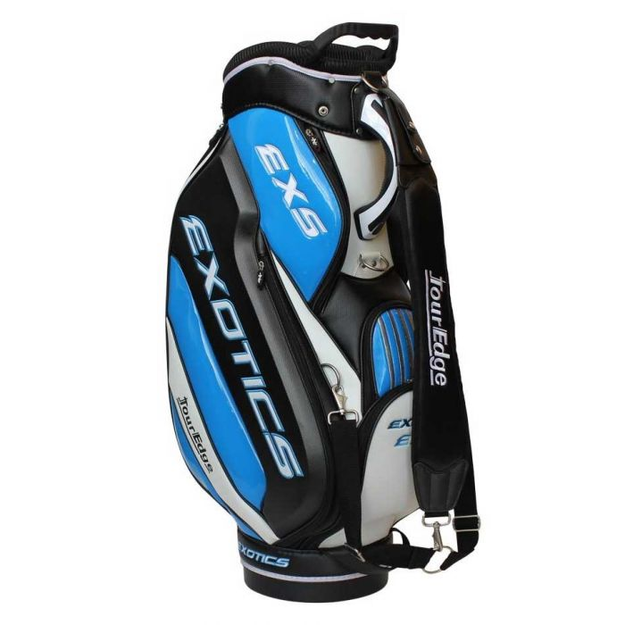 Tour Edge Exotics EXS Tour Premium Staff Bag