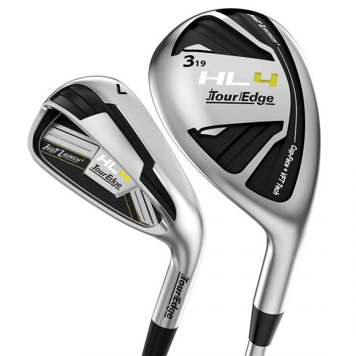 Tour Edge HL4 Combo Irons