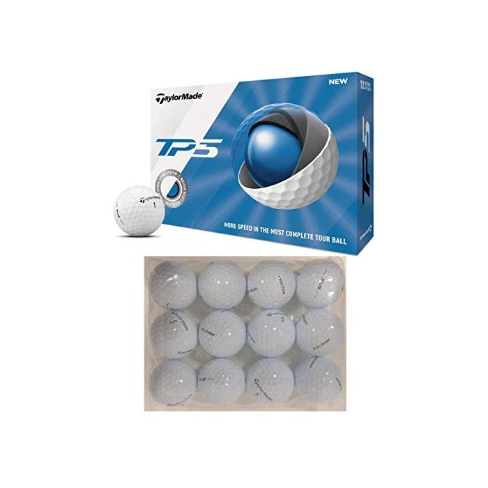 TaylorMade TP5 Practice Bagged Golf Balls