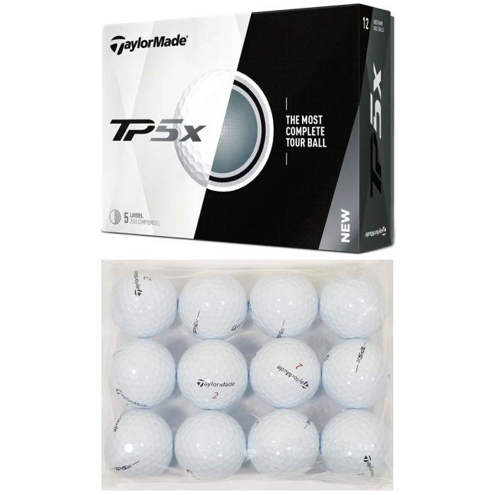 TaylorMade 2017 TP5x Golf Balls