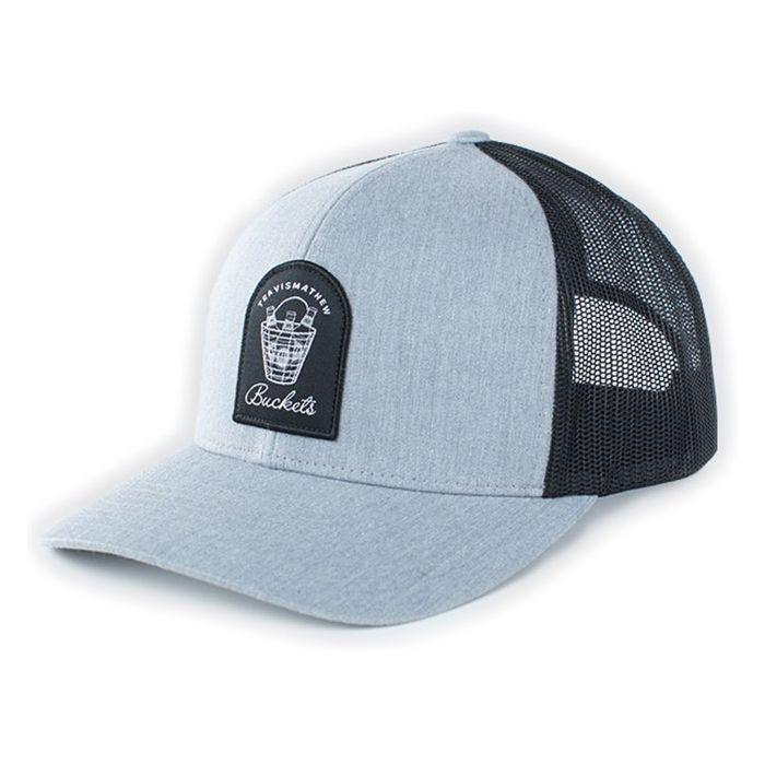 TravisMathew B.S.K. Snapback Hat