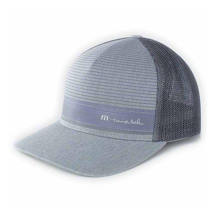 TravisMathew Brown Fitted Hat
