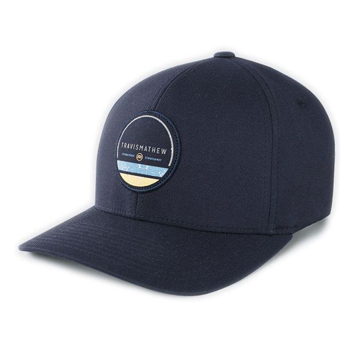 TravisMathew Hurff Fitted Hat