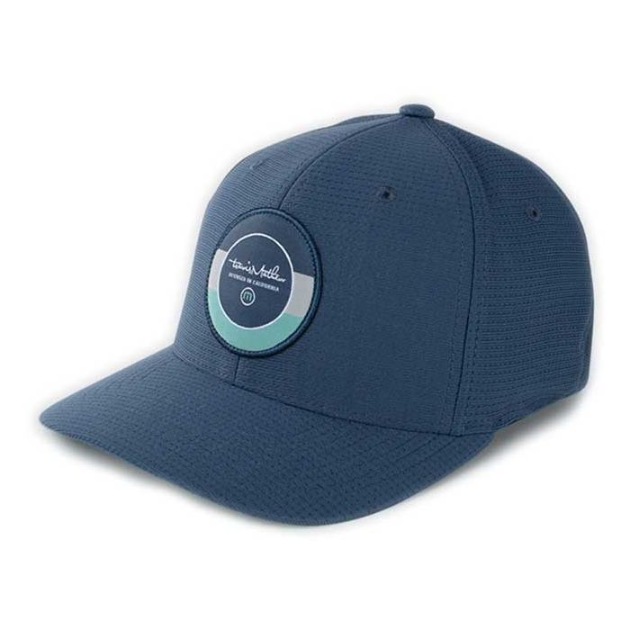 TravisMathew Monza Fitted Hat