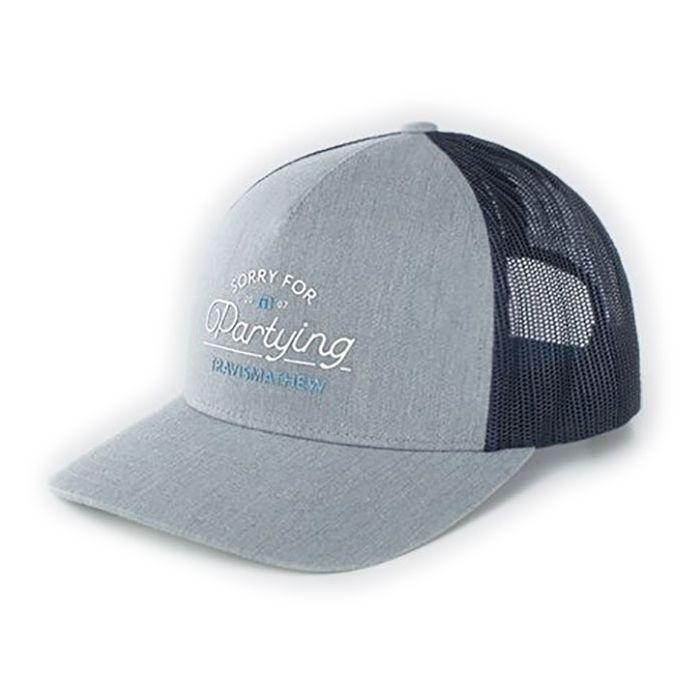 TravisMathew Not Sorry Snapback Hat
