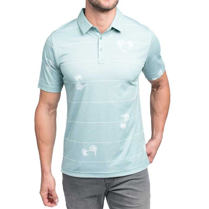 TravisMathew Out of Office Polo