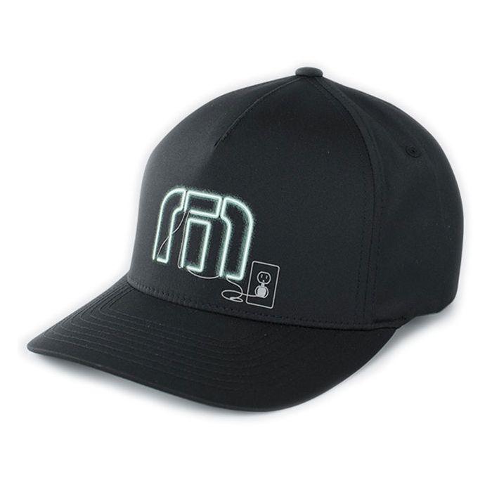 TravisMathew Plugged Fitted Hat