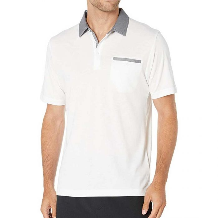 TravisMathew Secret Spot Polo