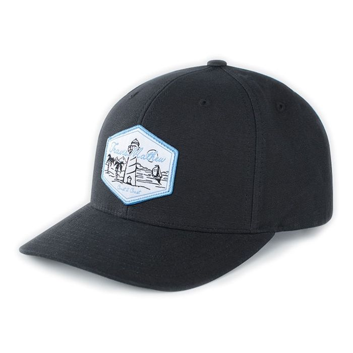 TravisMathew Stearns Snapback Hat