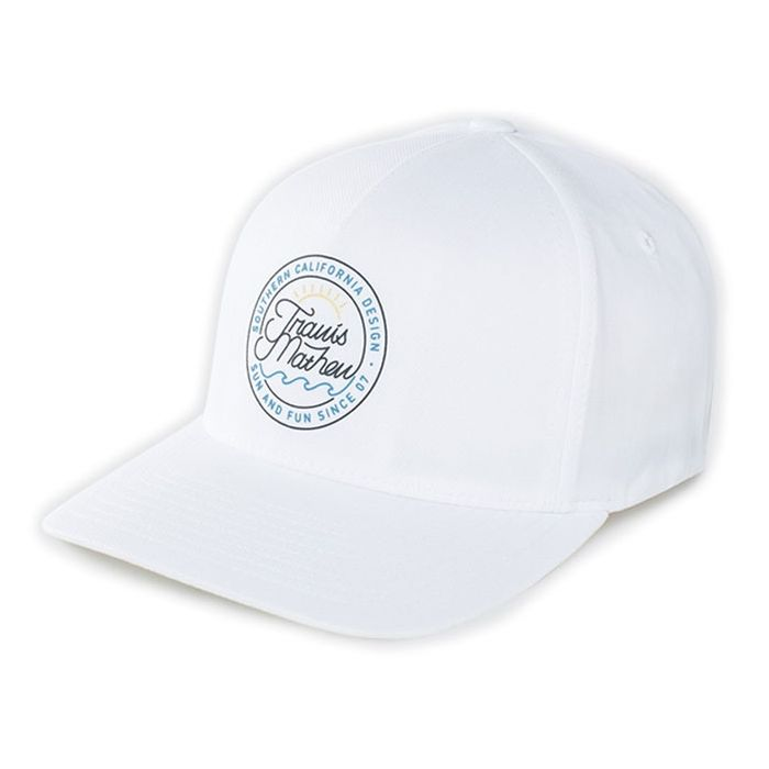 TravisMathew Strider Fitted Hat