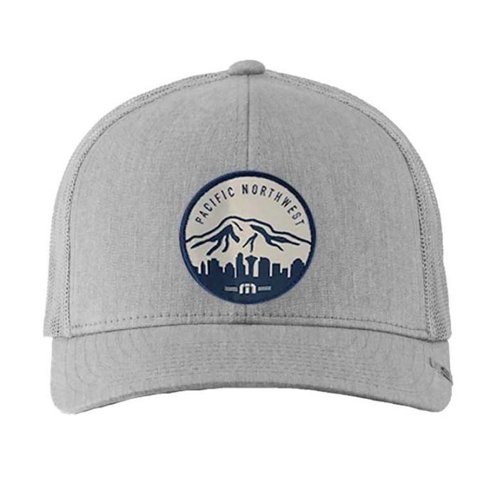 TravisMathew Widder PNW Patch Snapback Hat