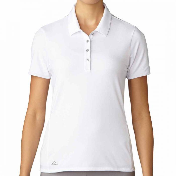 Adidas Women's Essentials Short Sleeve Polo