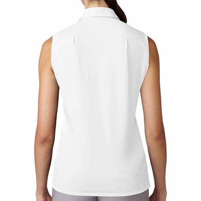 Adidas Women's Essentials Sleeveless Polo