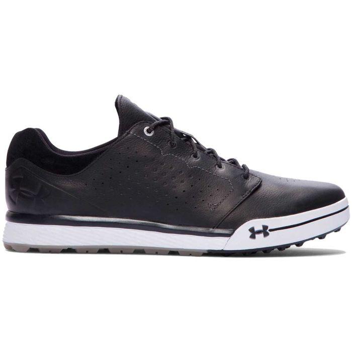 Under Armour Tempo Hybrid Golf Shoes Black