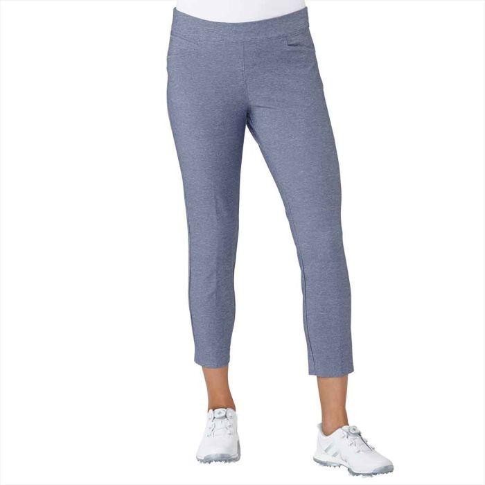 Adidas Women's Ultimate AdiStar Heathered Ankle Pants