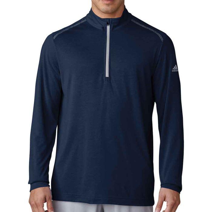 Adidas Ultra Lightweight UPF 1/4 Zip Pullover