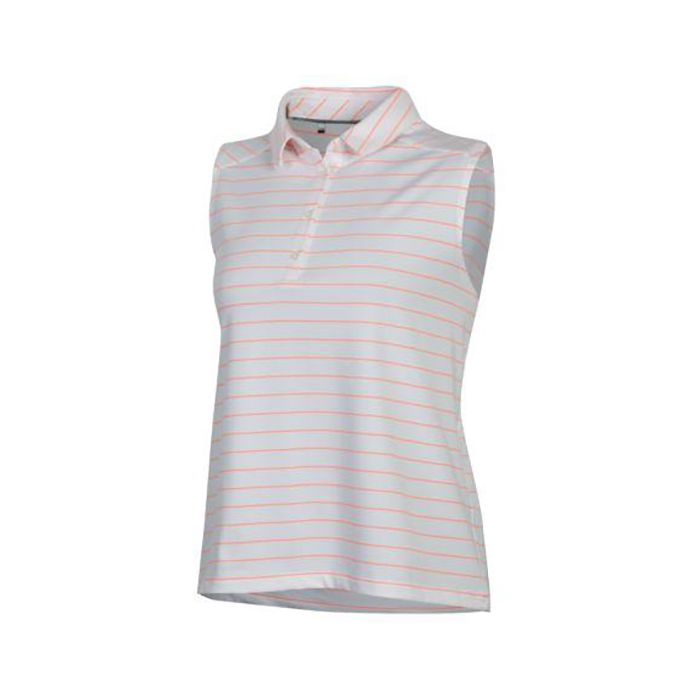 Under Armour Women's Zinger Next Stripe Polo