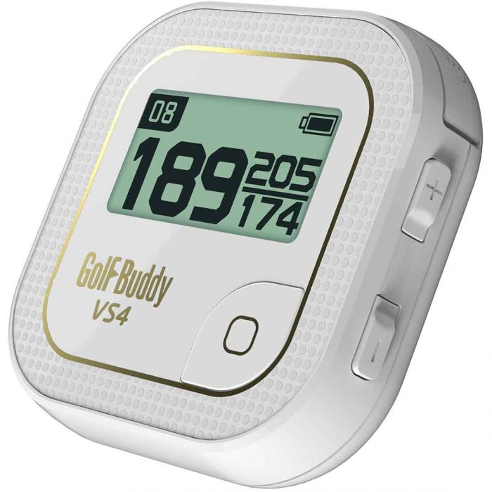 GolfBuddy VS4 Voice Golf GPS