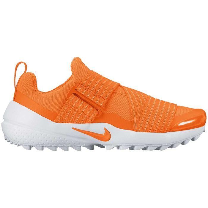Nike Women's Air Zoom Gimme Golf Shoes Mandarin