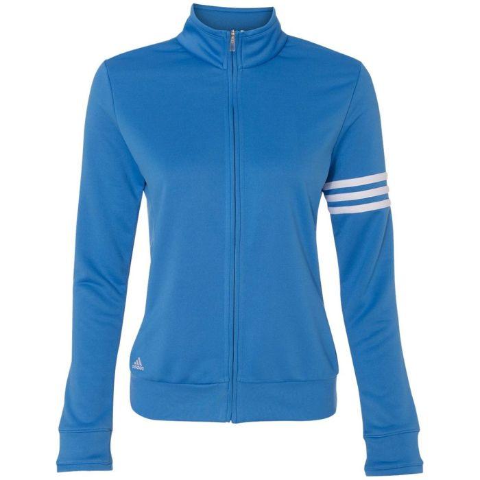 Adidas Women's ClimaLite 3-Stripes Jacket