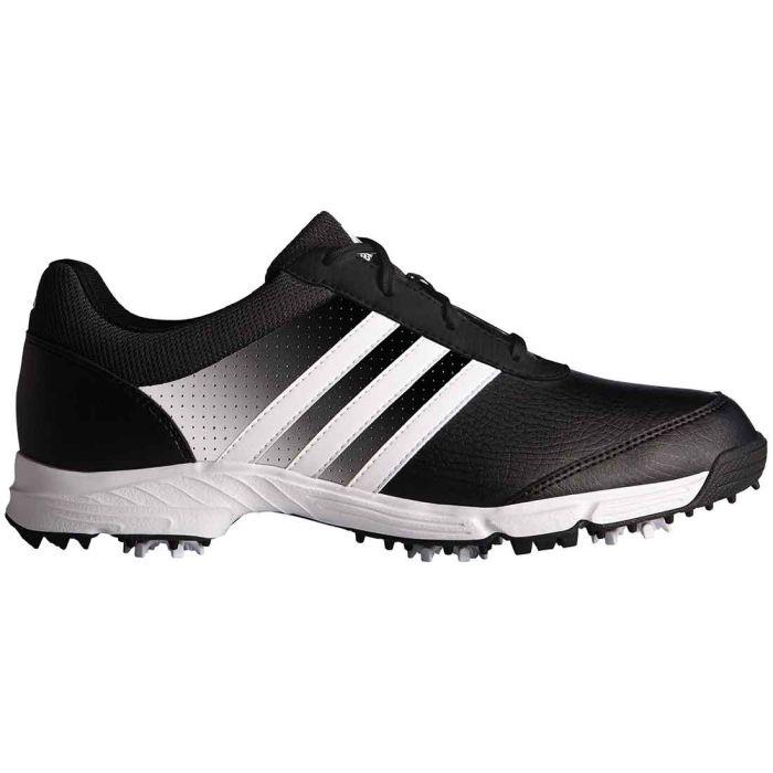 Adidas Women's Tech Response Golf Shoes Black/White