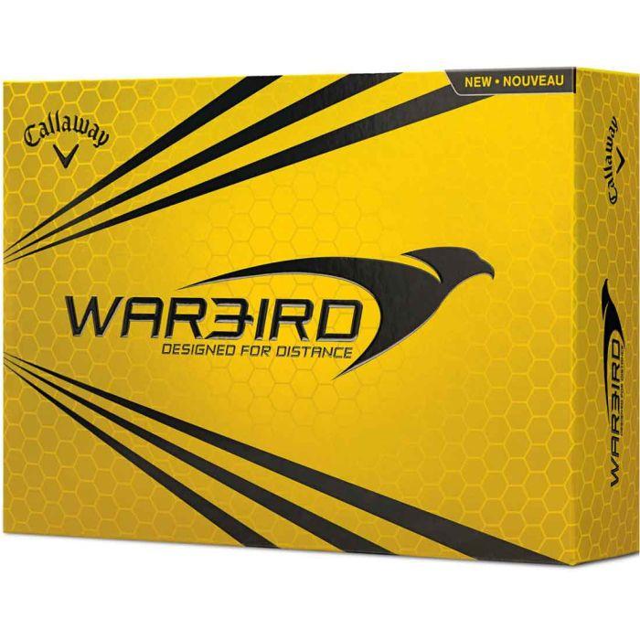 Callaway Warbrid Personalized Golf Balls