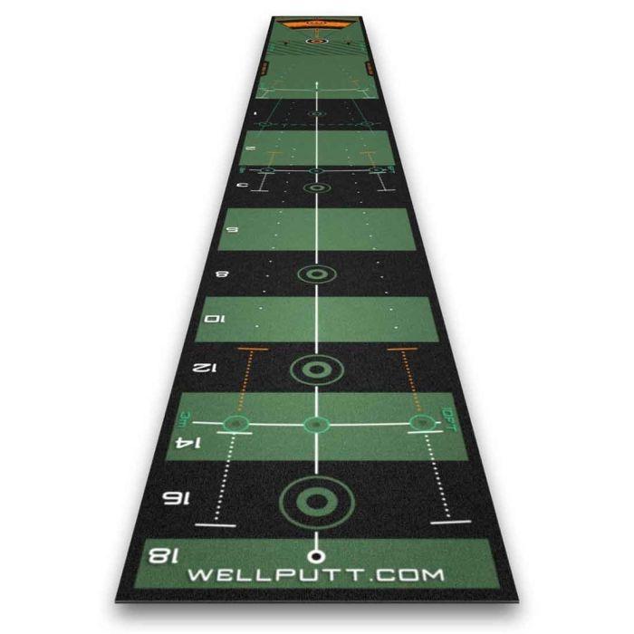 Wellputt 13-Foot High Speed Mat