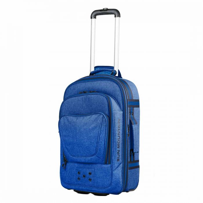 Sun Mountain Wheeled Carry On Luggage