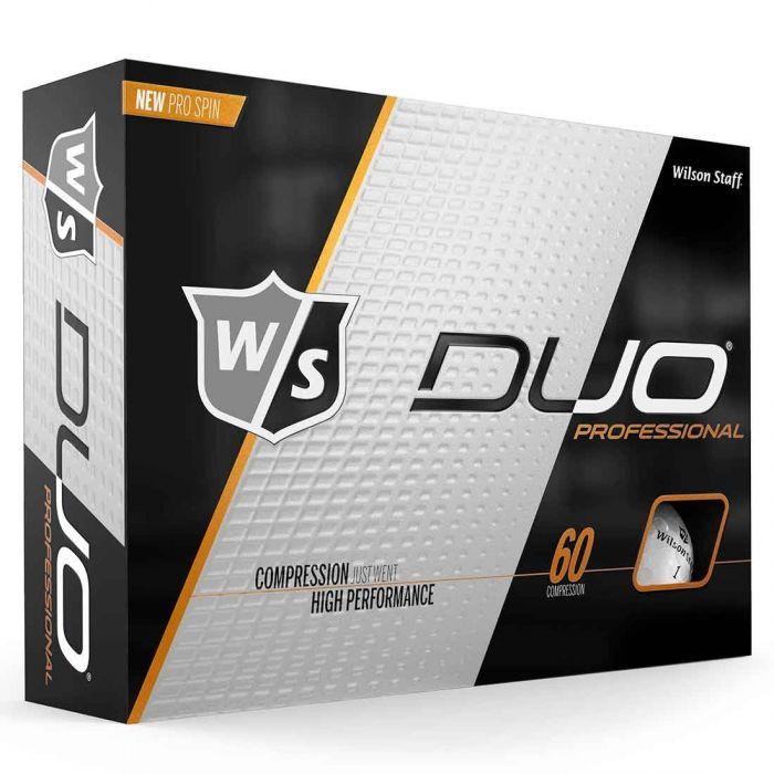 Wilson Staff DUO Professional Personalized Golf Balls