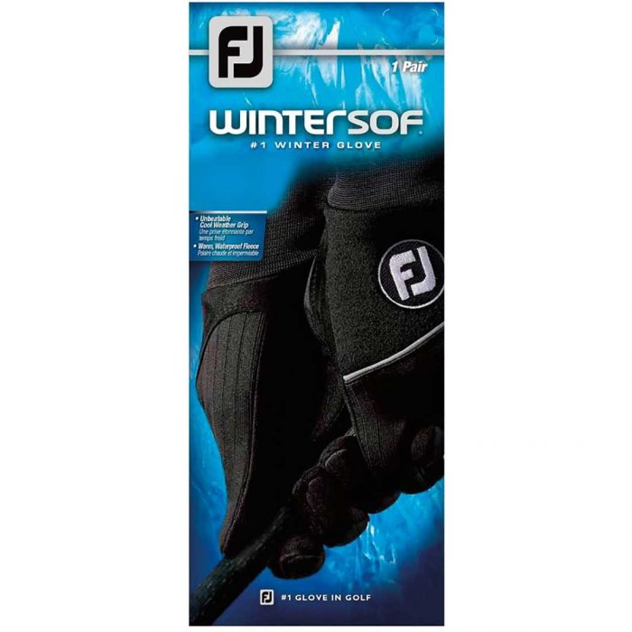 FootJoy Prior Generation Women's WinterSof Winter Gloves - Pair