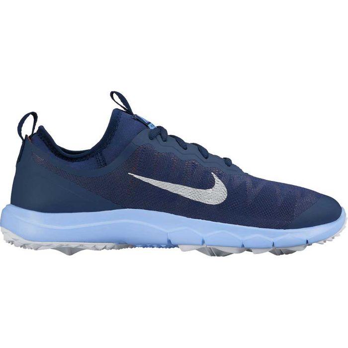 Nike Women's FI Bermuda Golf Shoes Midnight Navy/Chalk Blue