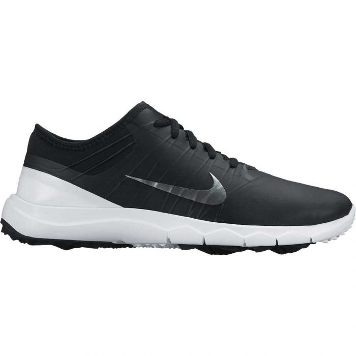 Nike Women's FI Impact 2 Golf Shoes Black/White