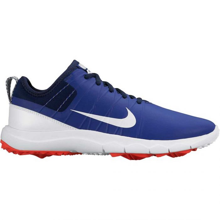 Nike Women's FI Impact 2 Golf Shoes Royal/Navy/Crimson