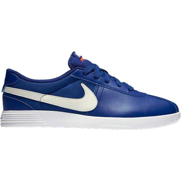 Nike Women's Lunar Bruin Golf Shoes Royal Blue/Bright Crimson