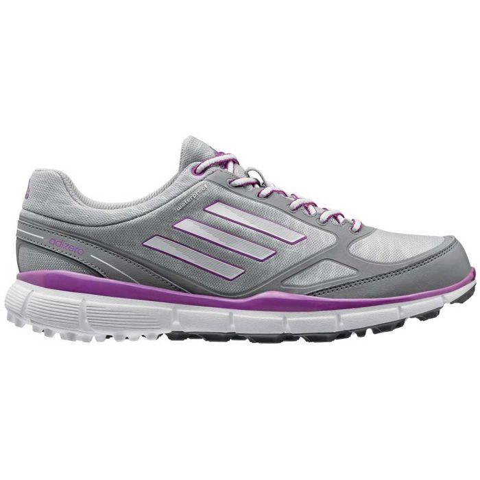Adidas Women's AdiZero Sport 3 Golf Shoes Grey/Pink