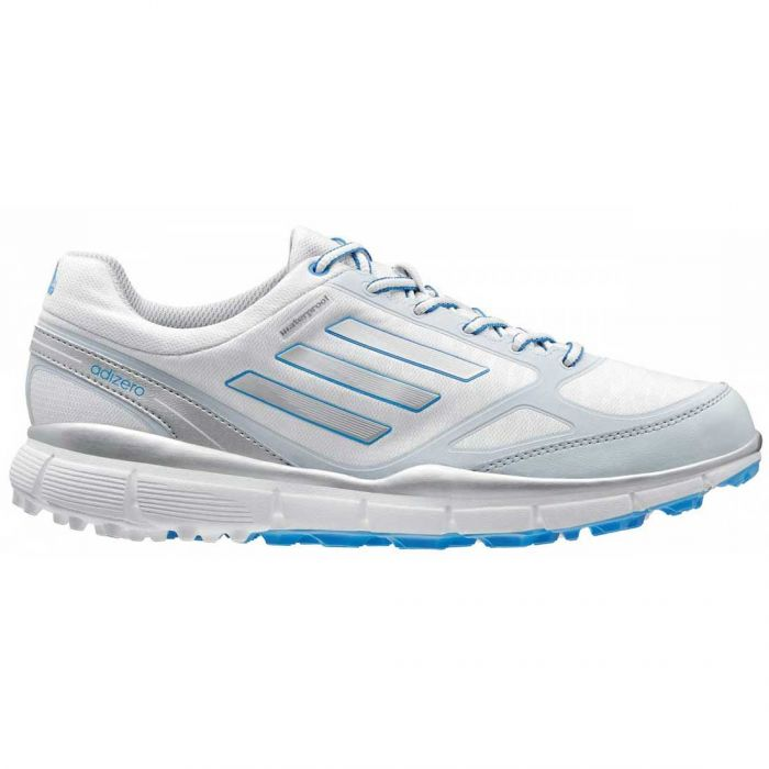 Adidas Women's AdiZero Sport 3 Golf Shoes White/Silver